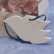 Dove Ornament Favors