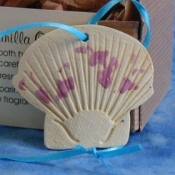 Seashell Ornament Favor