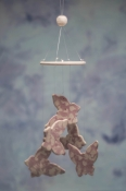 Butterfly Wind Chime Favors